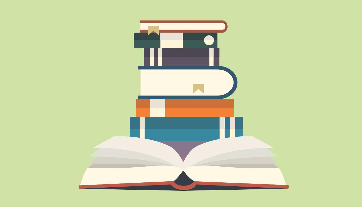 gestao de documentos conceitos e procedimentos basicos - pilha de livros